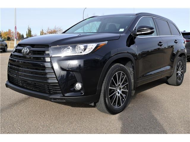 2018 Toyota Highlander XLE (Stk: B0168) in Lloydminster - Image 1 of 20