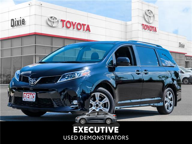 2019 Toyota Sienna SE 7-Passenger (Stk: D190119) in Mississauga - Image 1 of 29