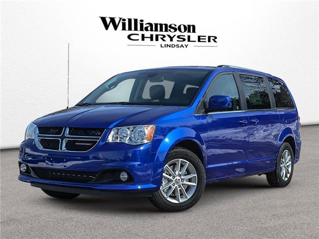 2020 Dodge Grand Caravan Premium Plus (Stk: 8025) in Lindsay - Image 1 of 23