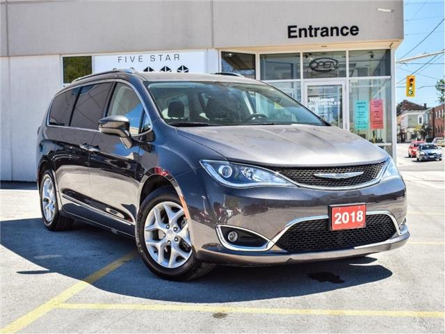 2018 Chrysler Pacifica Touring-L Plus (Stk: U1007) in Lindsay - Image 1 of 28