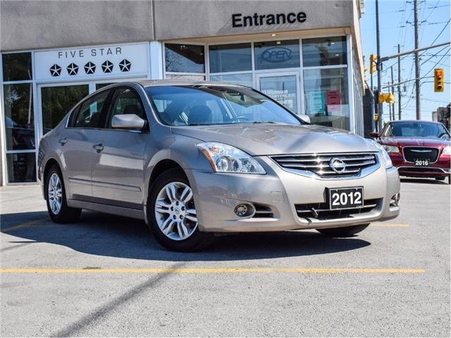 2012 Nissan Altima 2.5 S (Stk: U1005) in Lindsay - Image 1 of 23