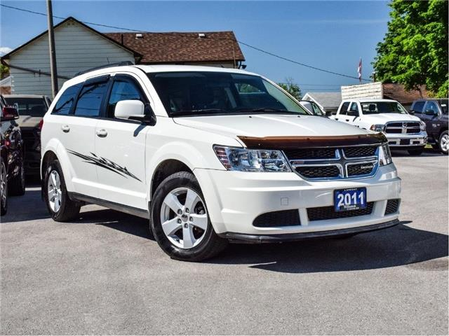 2011 Dodge Journey Canada Value Package (Stk: U1002) in Lindsay - Image 1 of 22