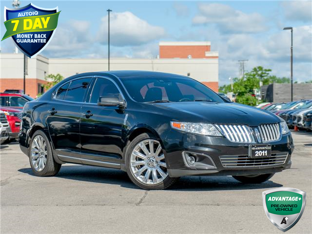 2011 Lincoln MKS Base (Stk: B90954) in Hamilton - Image 1 of 28