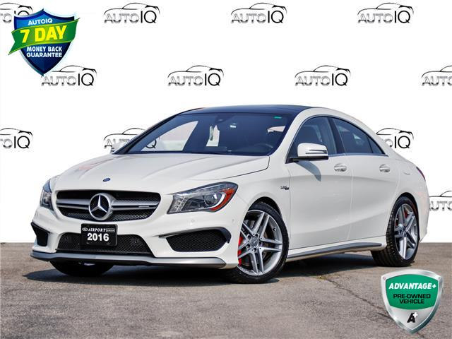 2016 Mercedes-Benz AMG CLA Base (Stk: A200442) in Hamilton - Image 1 of 23