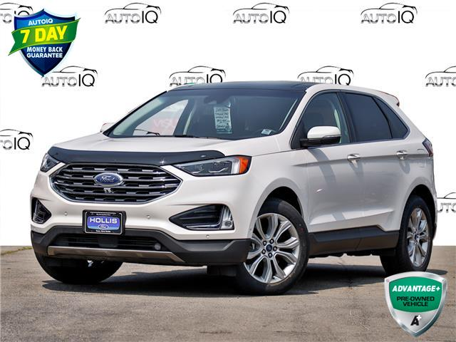 2019 Ford Edge Titanium (Stk: B200307) in Hamilton - Image 1 of 21