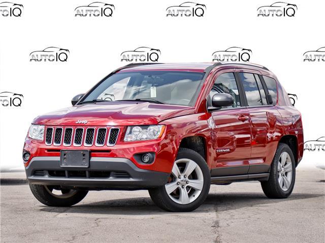 2012 Jeep Compass Sport/North (Stk: C200307X) in Hamilton - Image 1 of 16