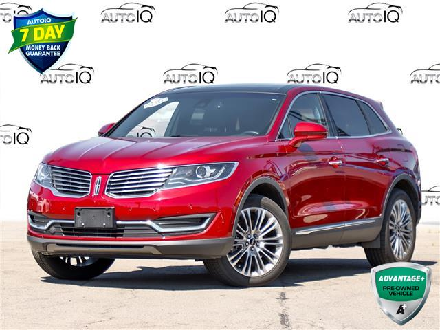 2018 Lincoln MKX Reserve (Stk: A200537X) in Hamilton - Image 1 of 23
