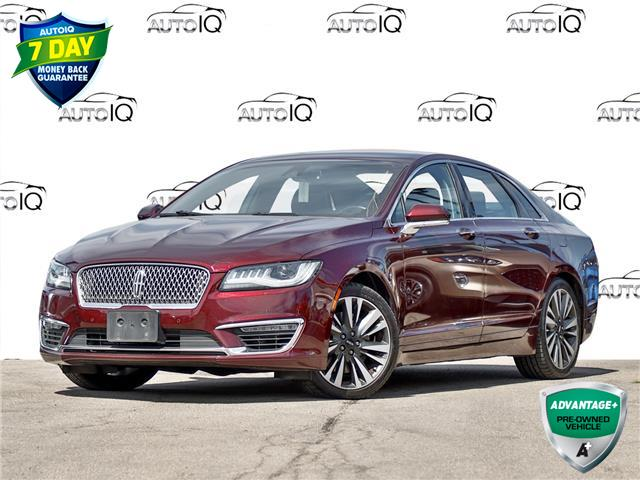2017 Lincoln MKZ Reserve (Stk: A200544) in Hamilton - Image 1 of 20