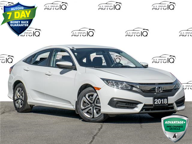 2018 Honda Civic LX (Stk: 00H1050) in Hamilton - Image 1 of 26
