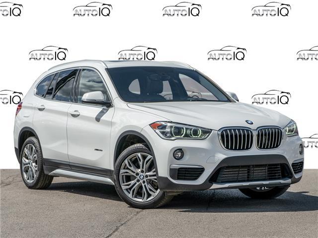 2017 BMW X1 xDrive28i (Stk: 00H1064X) in Hamilton - Image 1 of 28