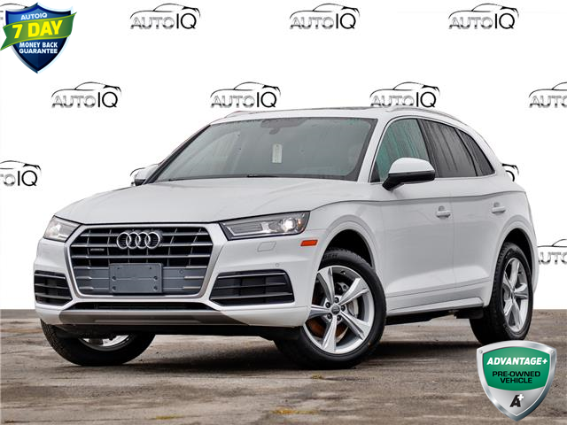 2018 Audi Q5 2.0T Progressiv (Stk: 00H1052) in Hamilton - Image 1 of 23