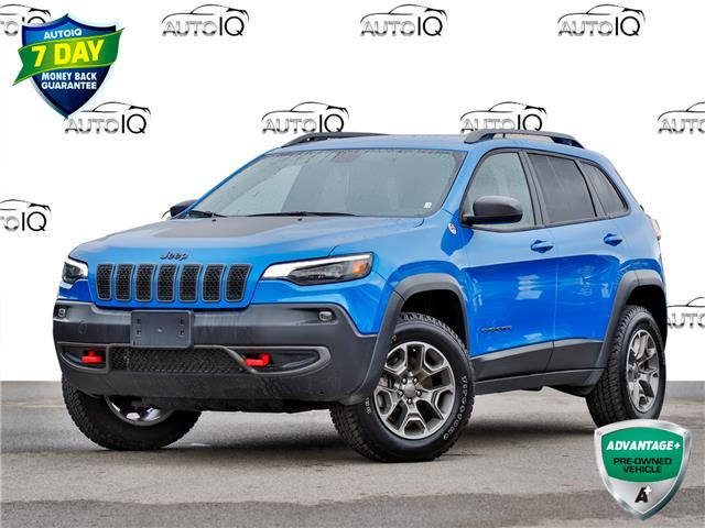 2020 Jeep Cherokee Trailhawk (Stk: R0H1057) in Hamilton - Image 1 of 23