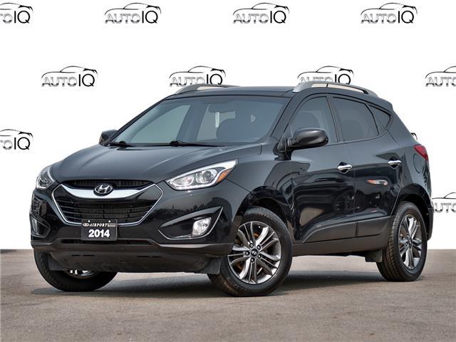 2014 Hyundai Tucson GLS (Stk: A200497) in Hamilton - Image 1 of 23