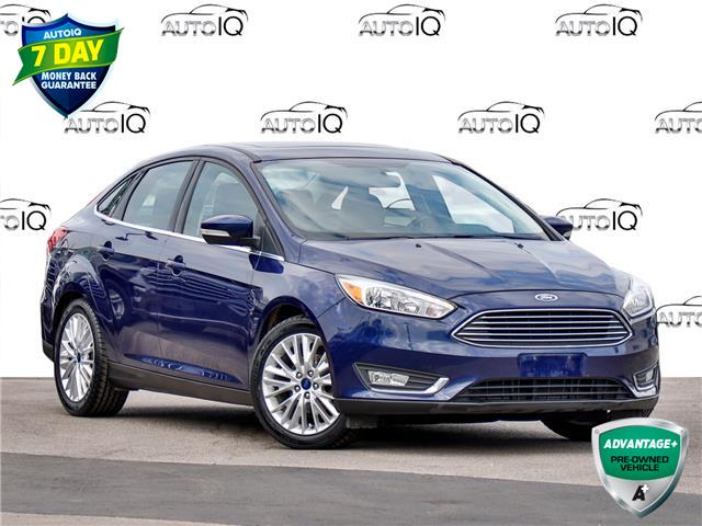 2017 Ford Focus Titanium (Stk: 00H1078) in Hamilton - Image 1 of 24
