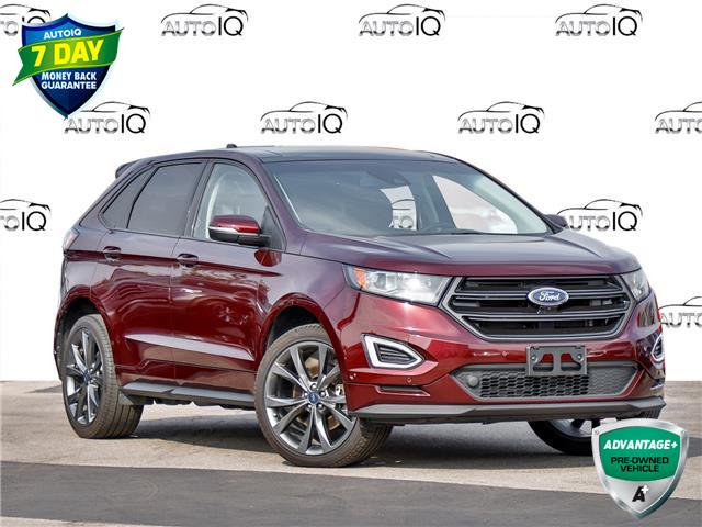 2017 Ford Edge Sport (Stk: A200494) in Hamilton - Image 1 of 25