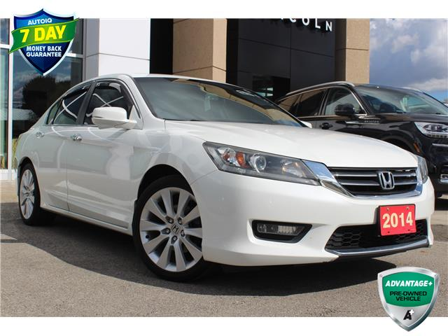 2014 Honda Accord EX-L (Stk: AHL329) in Hamilton - Image 1 of 17