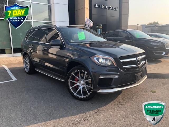 2013 Mercedes-Benz GL-Class Base (Stk: A200687) in Hamilton - Image 1 of 26