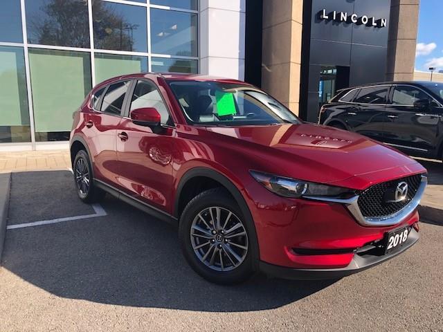 2018 Mazda CX-5 GS (Stk: 00H1098) in Hamilton - Image 1 of 22