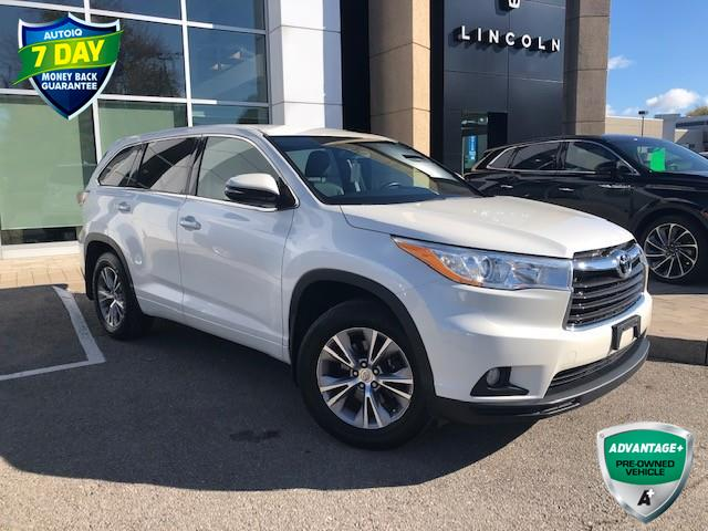 2015 Toyota Highlander LE (Stk: 00H1097) in Hamilton - Image 1 of 22