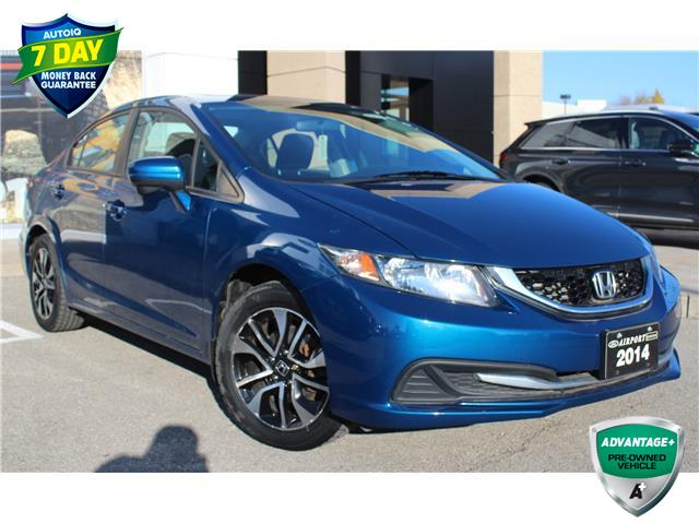 2014 Honda Civic EX (Stk: A0H1093X) in Hamilton - Image 1 of 16