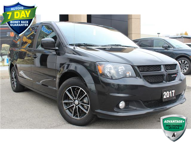2017 Dodge Grand Caravan GT (Stk: A0H1067X) in Hamilton - Image 1 of 17