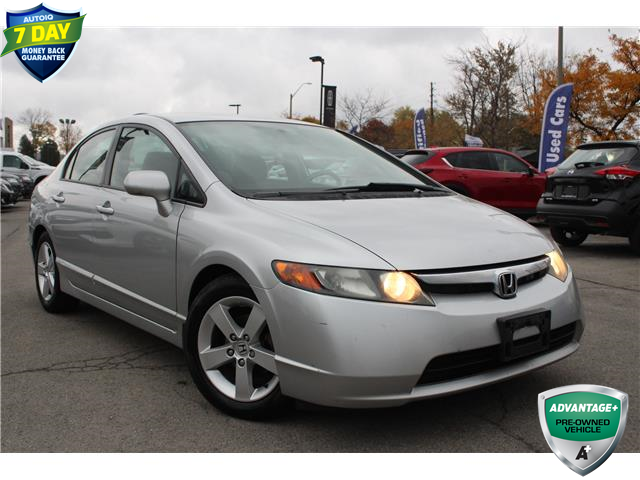 2007 Honda Civic LX (Stk: A200673X) in Hamilton - Image 1 of 11