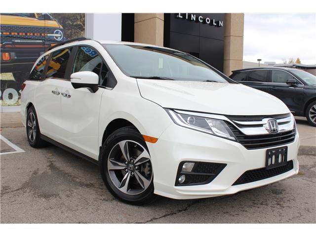 2018 Honda Odyssey EX (Stk: 00H1099) in Hamilton - Image 1 of 21