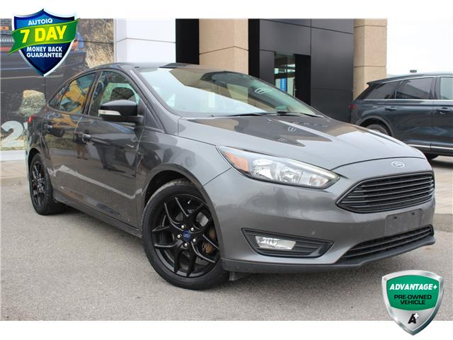 2017 Ford Focus SEL (Stk: A200715X) in Hamilton - Image 1 of 18
