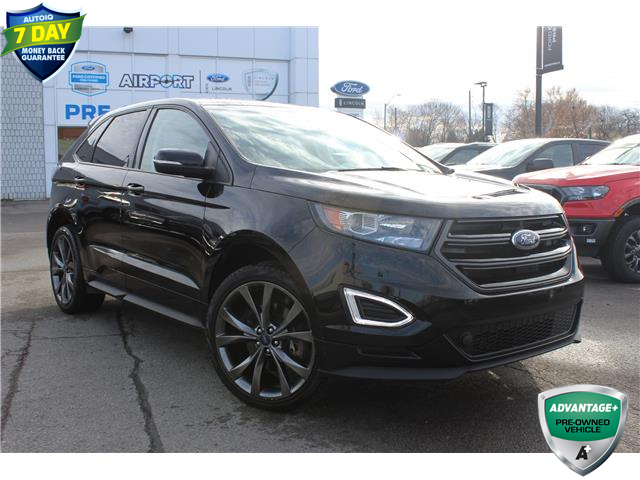 2016 Ford Edge Sport (Stk: 00H1130) in Hamilton - Image 1 of 20