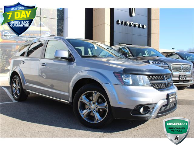 2016 Dodge Journey Crossroad (Stk: A200738) in Hamilton - Image 1 of 16