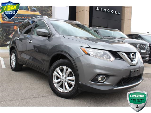2016 Nissan Rogue SV (Stk: 00H1128) in Hamilton - Image 1 of 18