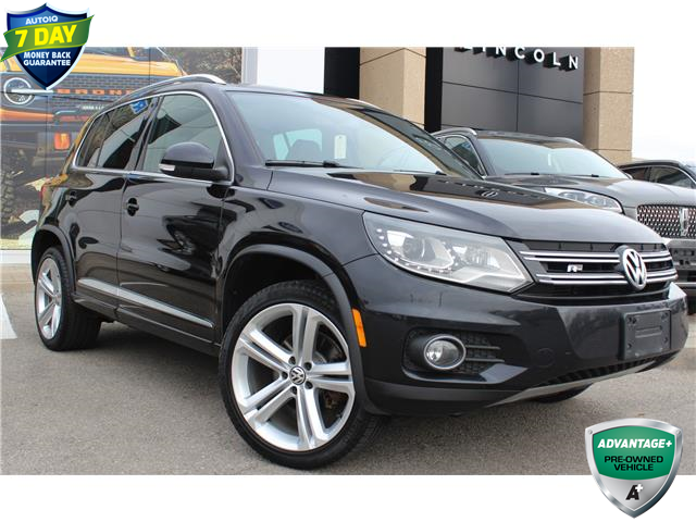 2014 Volkswagen Tiguan Highline (Stk: 00H1120) in Hamilton - Image 1 of 18
