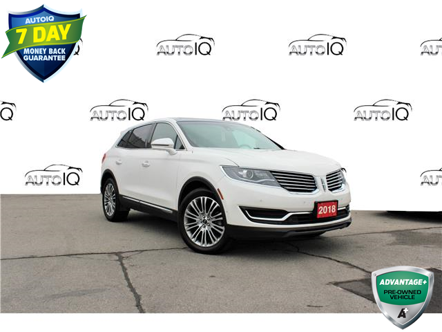2018 Lincoln MKX Reserve (Stk: 00H1125X) in Hamilton - Image 1 of 27