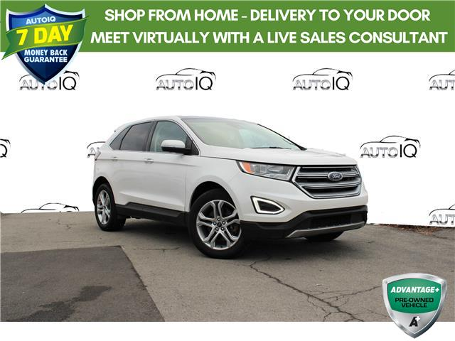 2018 Ford Edge Titanium (Stk: 00H1132) in Hamilton - Image 1 of 24
