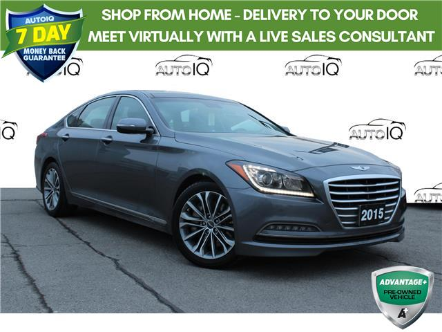 2015 Hyundai Genesis 3.8 Luxury (Stk: A200274) in Hamilton - Image 1 of 20