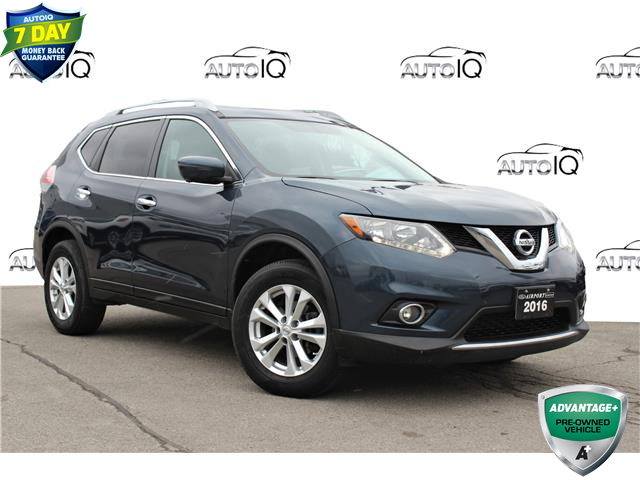 2016 Nissan Rogue SV (Stk: 00H1129X) in Hamilton - Image 1 of 21