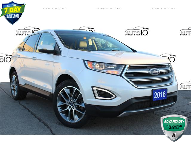 2016 Ford Edge Titanium (Stk: 00H1165) in Hamilton - Image 1 of 26