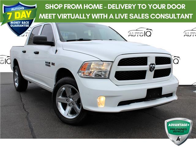 2018 RAM 1500 ST (Stk: 00H1170) in Hamilton - Image 1 of 19