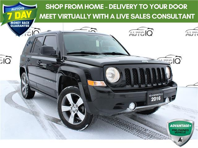 2016 Jeep Patriot Sport/North (Stk: B200605) in Hamilton - Image 1 of 23