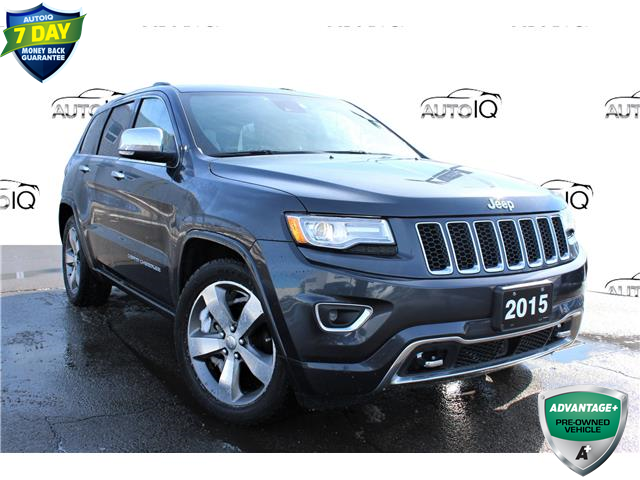 2015 Jeep Grand Cherokee Overland (Stk: 00H1202) in Hamilton - Image 1 of 29