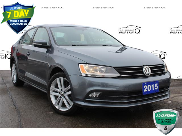 2015 Volkswagen Jetta 1.8 TSI Highline (Stk: 00H1203) in Hamilton - Image 1 of 23