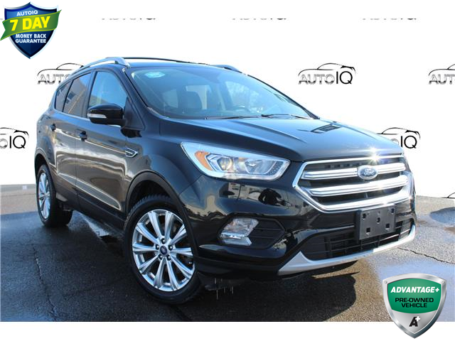 2017 Ford Escape Titanium (Stk: 1HL391X) in Hamilton - Image 1 of 27