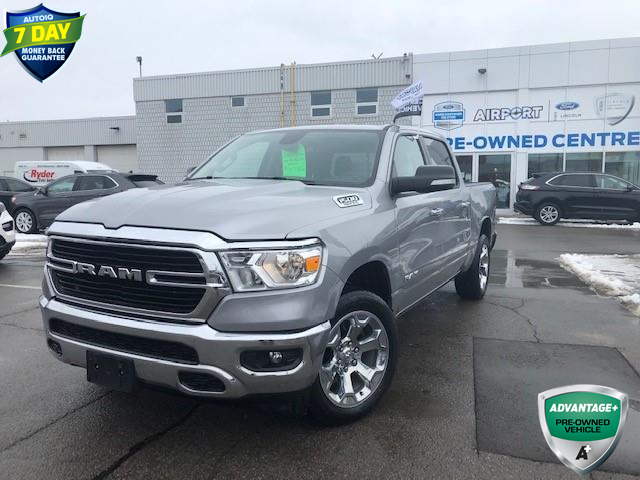 2020 RAM 1500 Big Horn (Stk: R0H1199) in Hamilton - Image 1 of 28