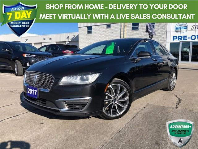 2017 Lincoln MKZ Reserve (Stk: A0H1177) in Hamilton - Image 1 of 25