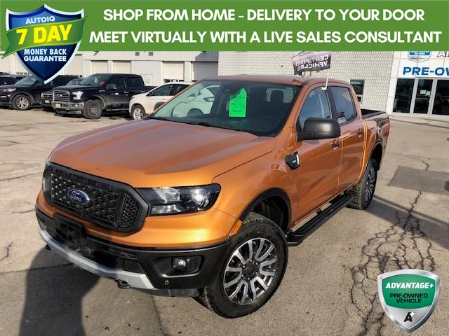 2019 Ford Ranger XLT (Stk: A210093) in Hamilton - Image 1 of 24