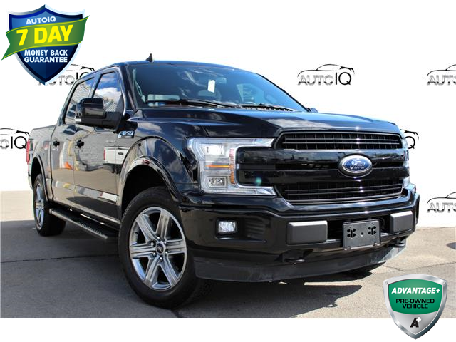 2019 Ford F-150 Lariat (Stk: 00H1225) in Hamilton - Image 1 of 26