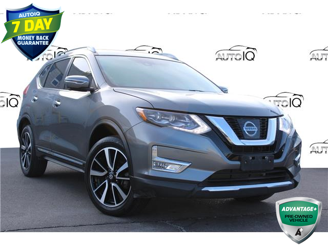 2017 Nissan Rogue SV (Stk: A0H1221) in Hamilton - Image 1 of 23