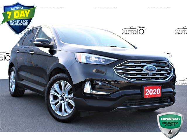 2020 Ford Edge Titanium (Stk: 00H1234) in Hamilton - Image 1 of 28