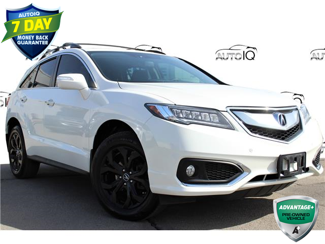 2017 Acura RDX Elite (Stk: A210146) in Hamilton - Image 1 of 27