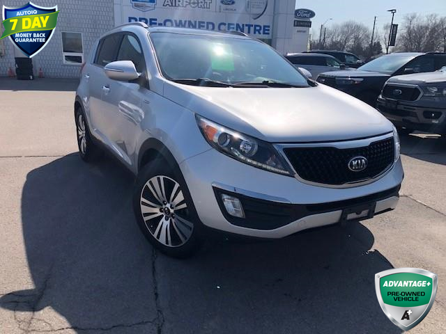 2016 Kia Sportage EX Luxury (Stk: A210198) in Hamilton - Image 1 of 21
